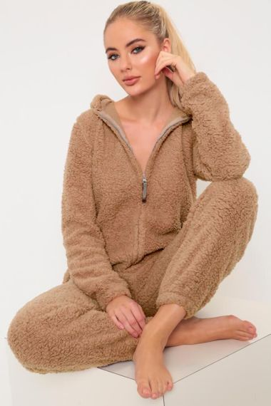 Cozy Jumpsuit